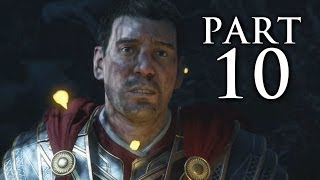 Ryse Son Of Rome Gameplay Walkthrough Part 10 Wicker Man