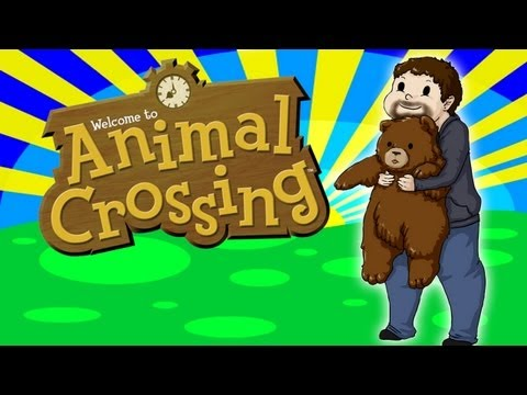 Diction Plays Animal Crossing 1- Stunned Cat