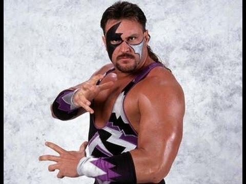 Brian Adams Wrestler