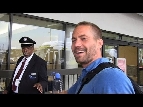 Paul Walker Dead: TMZ's Last Footage of the Actor