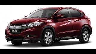 Honda Vezel- Jazz-based SUV Debuts In Tokyo