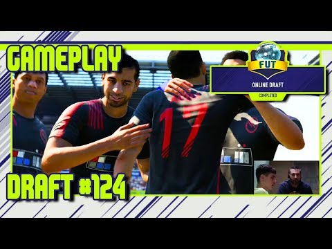 FIFA 18 - Draft #124 & Pack Opening