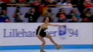Oksana Baiul (SP, 1994 Olympics)