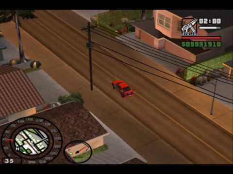 GTA SA New School Donks