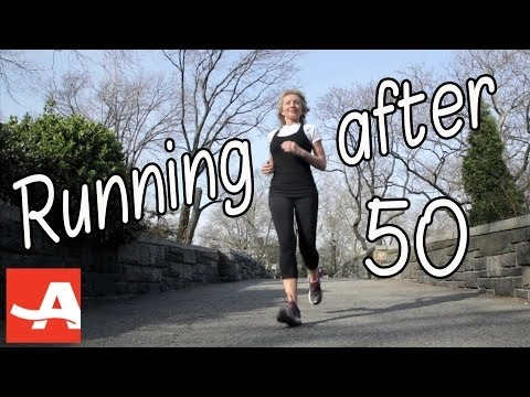 Running After 50  — Best of Everything with Barbara Hannah Grufferman