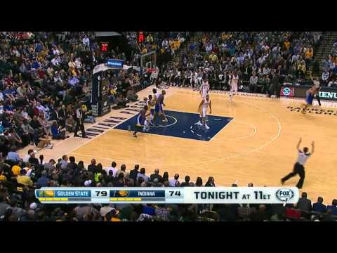 Golden State Warriors vs Indiana Pacers | March 4, 2014 | NBA 2013-14 Season