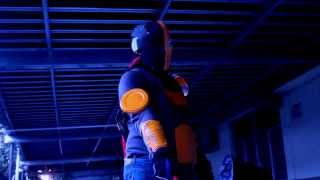 BATMAN VS DEATHSTROKE LIVE ACTION FAN-MADE