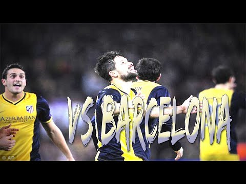 Diego Ribas vs Barcelona Individual Highlights All Goals (UCL) 01/04/14