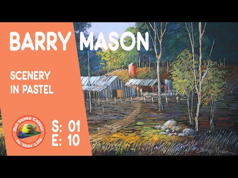 Free Pastel Art Lessons Barry Mason