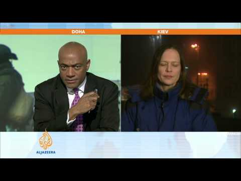 Al Jazeera's updates on the crisis in Crimea