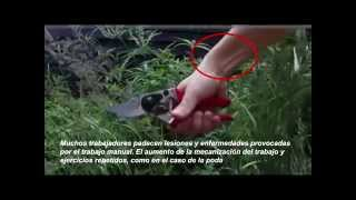Síndrome del túnel carpiano y como prevenir con la herramienta apropiada