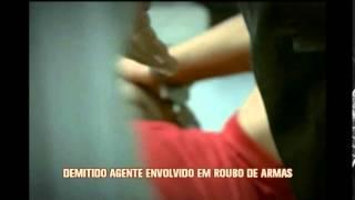 Agente penitenci�rio que tramou maior roubo de armas em MG � demitido