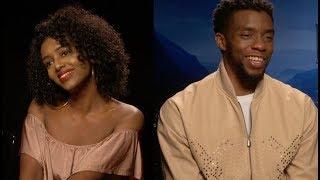 Black Panther Star Chadwick Boseman Hates Fast Food!