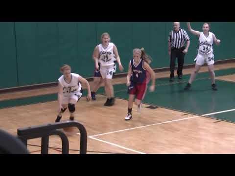 Chazy - Westport Girls 1-18-12