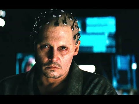Transcendence Official Trailer #1 (HD) Johnny Depp, Morgan Freeman