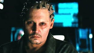 Transcendence Official Trailer #1 (HD) Johnny Depp, Morgan F...