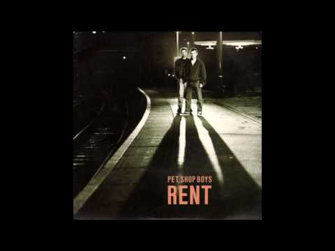 Pet Shop Boys - Rent (Instrumental cover)