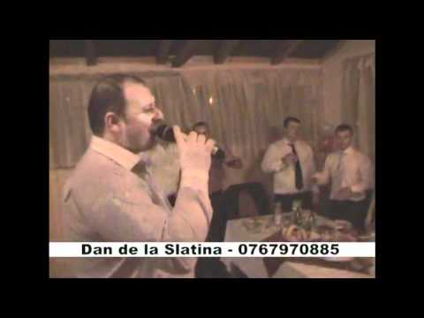 Dan de la Slatina - Samanta dusa de vant - 0767970885