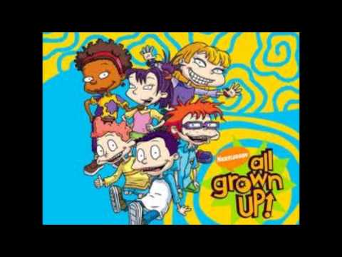 watch rugrats all grown up