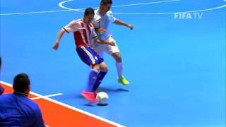 Match 29: Guatemala v Paraguay - FIFA Futsal World Cup 2016