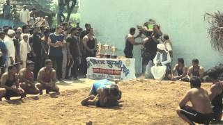 under tracker and khali fight mp4 video
