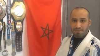 مغربي .. بطل الجوجيتسو