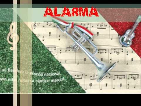 TOQUE DE ALARMA