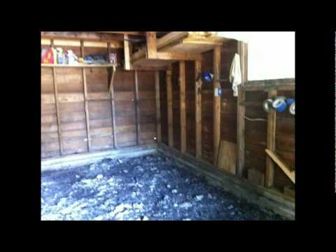 Replacing a garage youtube for Floor y raise