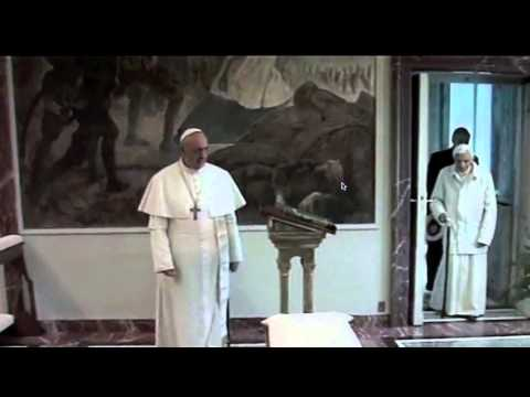 Prophecy Of Pope Assassination?