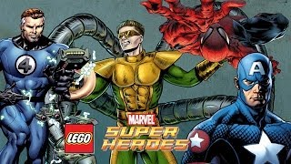 LEGO: Marvel Super Heroes Time Square Off (FREE PLAY