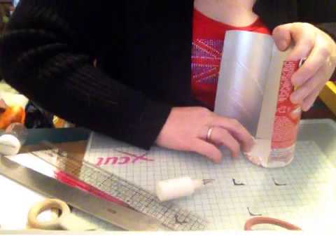 Pringles tube box tutorial part 2