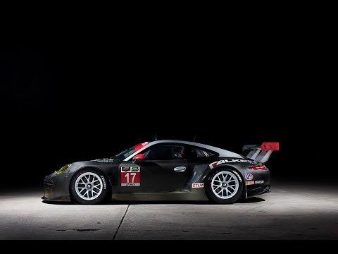 Falken Tire: 2014 Porsche 911 RSR //