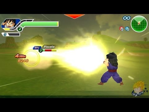 Dragon Ball Z Tenkaichi Tag Team: | Gohan and Demon King Piccolo | (Part 2)【HD】