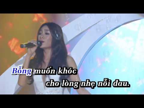 [Karaoke] Bỗng Dưng Muốn Khóc - Minh Thư