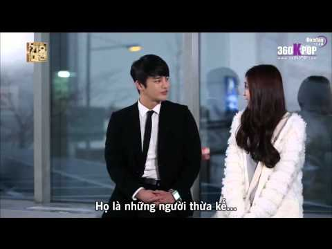 [Vietsub][Perf] The Heirs & Masters Sun [Parody-Part 1] @SBS Gayo 2013