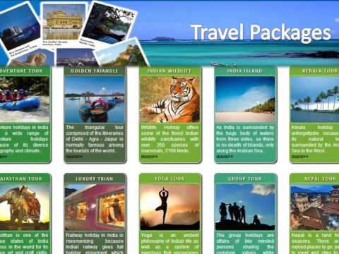 Tour packages, Tour packages in India, India Tour Package