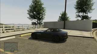 GTA V EPSILON MISSION (KIFFLOM) BENEFACTOR SURANO LOCATION