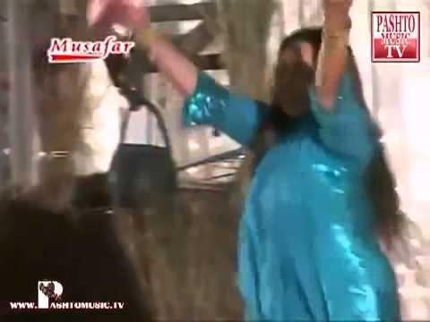 Nadia Gul Hot Dance Pashto New Show 2013 GORA TAWAN BA OKE Tar Hagha Ba Gadegamipad)
