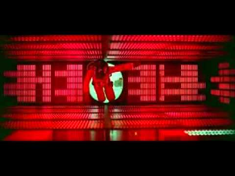 2001: A Space Odyssey - Spaceship Trailer and iPhone 4 and iPhone 5 Case