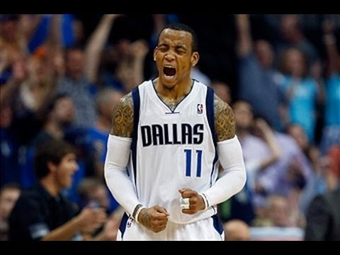 Monta Ellis' 37 Points Helps Mavs Clinch Playoffs
