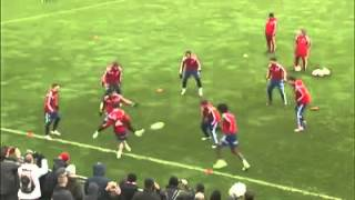 Fenomenale rondo bij Bayern München