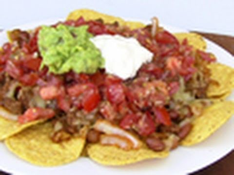 Nachos With Beef!!! - Recipe Request