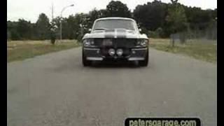 Ford Shelby Mustang GT500 Eleanor