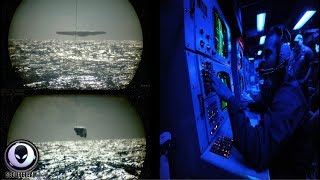 NAVY Is Watching Something In Our Ocean! 9/21/17
