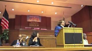 Cuban Five Forum, Howard University School of Law