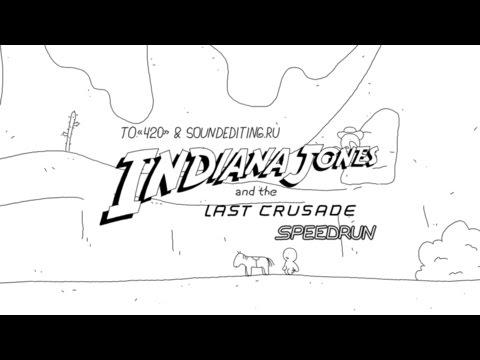 Indiana Jones v 60 sekundách