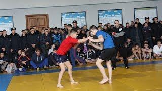 У ХНУВС відбувся чемпіонат Харківської області з панкратіону