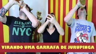 Hao123-VIRANDO UMA GARRAFA DE JURUPINGA