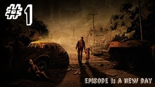 The Walking Dead Episode 1 Gameplay Walkthrough Part