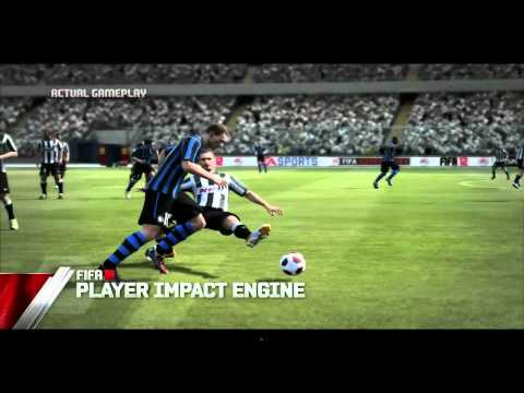 FIFA 12 E3 2011 Gameplay Trailer 1080p [HD]